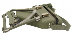 Gunner's Quadrant with Carrying Case