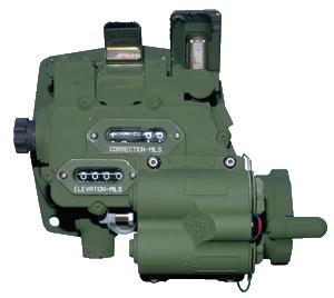 M18A1 Fire Control Quadrant