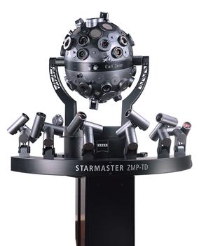 Starmaster ZMP Planetarium Projector