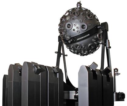 Universarium IX Planetarium Projector