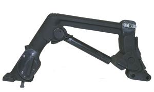 Handle and Firing Mechanism