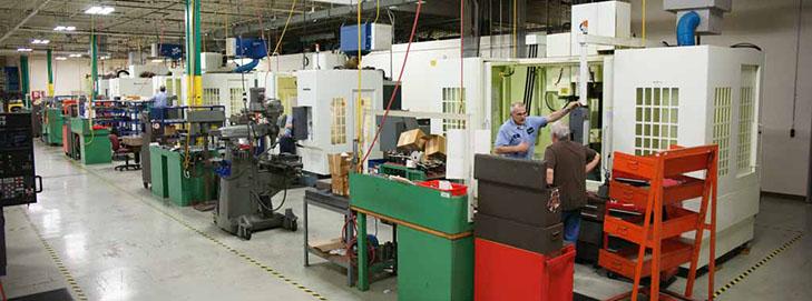 machine shop st louis